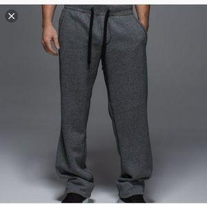 Lululemon hustle heatherer speckled pants